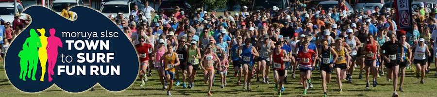 Moruya SLSC Fun Run 2016