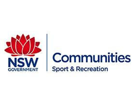NSW Govt Communities Sport & Rec