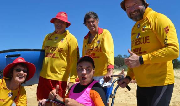 Moruya SLSC Special Nipper program